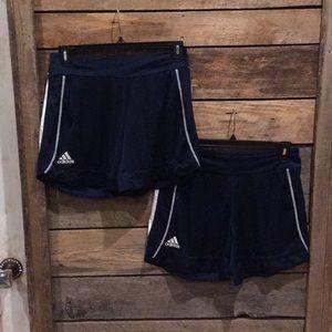 Adidas Climacool utility/soccer shorts, size Med
